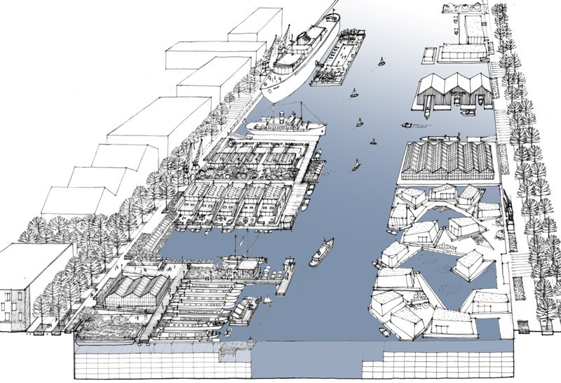 Shortlist revealed for royal docks competition