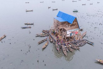 MAKOKO Floating school, Lagos - Aquatic Urbanism