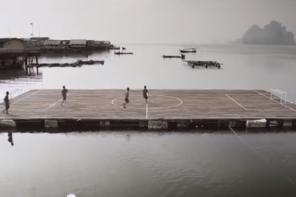 Panyee FC - floating soccer field