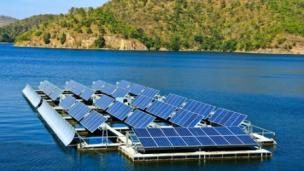 World largest floating Solar Power Plant - Aquatic Urbanism