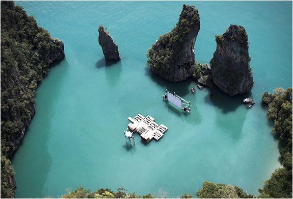 Archipelago Floating Cinema Thailand