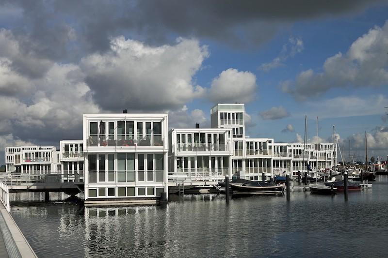 floating village amsterdam