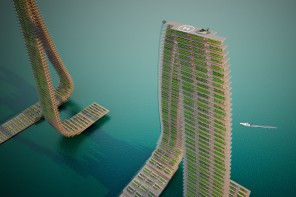 floating responsive farms