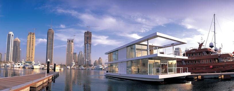 Dubai House boat de Squisito