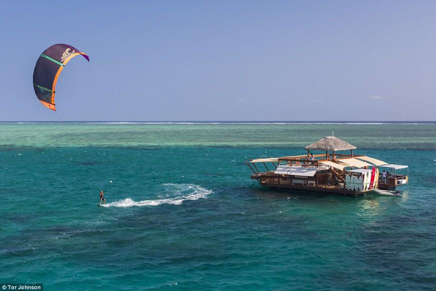 a slice of paradise - Cloud9 - Fiji
