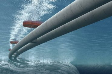 Norway plans sub-sea bridge or floating tunnel