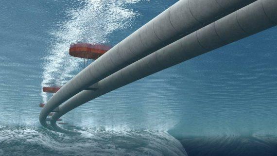 Norway plans sub-sea bridge or floating tunnel